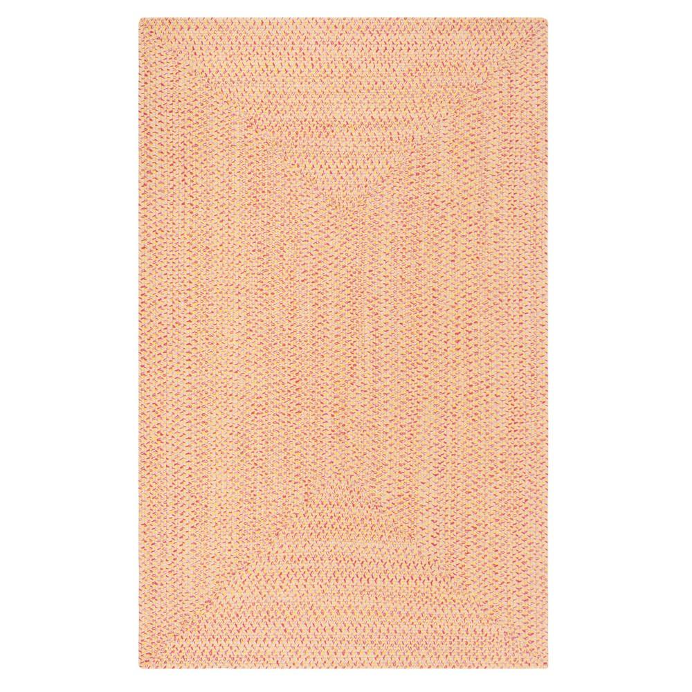 Solid Woven Area Rug 5'X8' - Safavieh, Multicolored