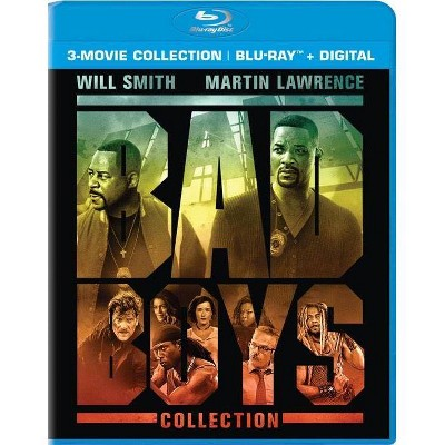Bad Boys / Bad Boys For Life / Bad Boys II (Blu-ray + Digital)