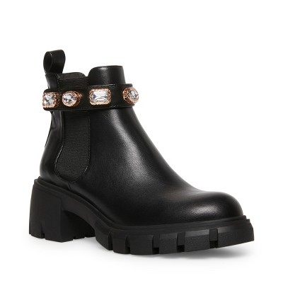 Madden Girl Women's Honeyy Chelsea Boots