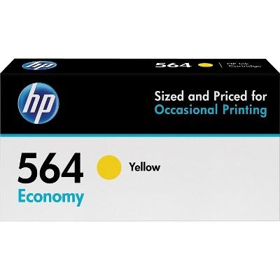 HP Inc. HP 564 Yellow Economy Ink Cartridge (B3B14AN)