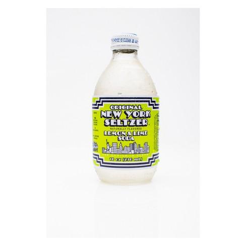 Original New York Seltzer Lemon Lime - 10 fl oz Glass Bottle - image 1 of 1