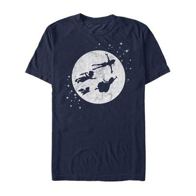 Men's Peter Pan Fly Silhouette T-Shirt