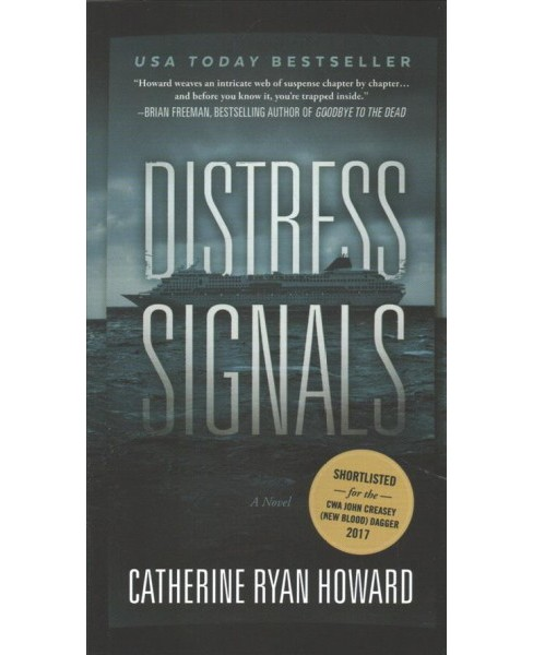 Distress Signals (Reprint) (Paperback) (Catherine Ryan Howard) - image 1 of 1