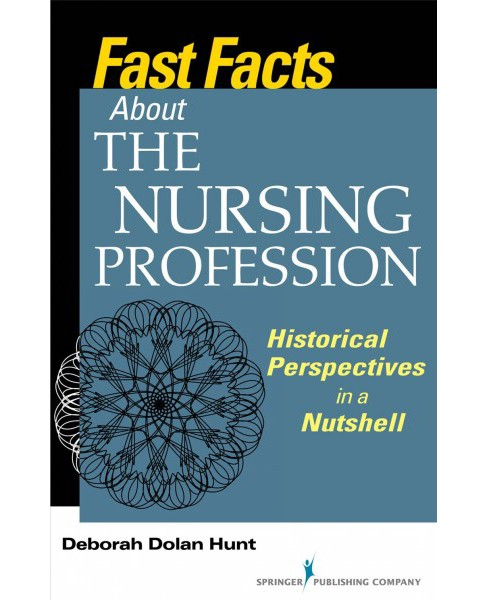 Fast Facts About the Nursing Profession : Historical Perspectives in a Nutshell -  (Paperback) - image 1 of 1