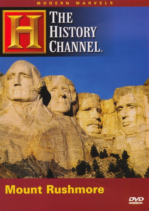 Modern marvels:Mount rushmore (DVD) - image 1 of 1