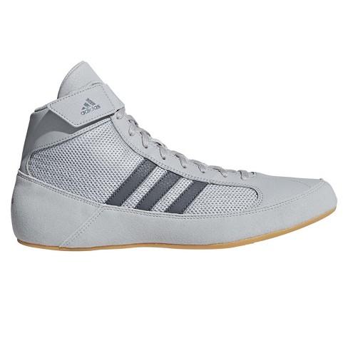 563cd6a57762 Adidas Men s HVC2 Wrestling Shoes - Dark Onyx   Target