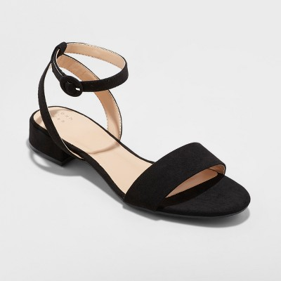 Women's Winona Ankle Strap Sandal   A New Day™ by A New Day
