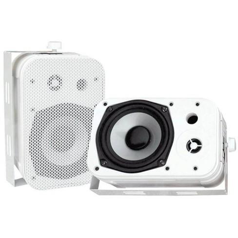 Pyle 5 25 400w 2 Way Indoor Outdoor, Pyle Outdoor Speakers