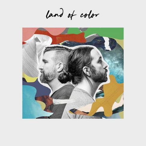 Land Of Color - Land Of Color (CD) - image 1 of 1
