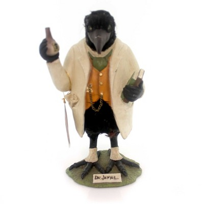 Halloween Dr. Jekyl Hand Painted Mr Hyde  -  Decorative Figurines