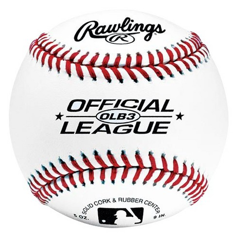 Rawlings MLB Official League Practice Baseball 2pk - image 1 of 1