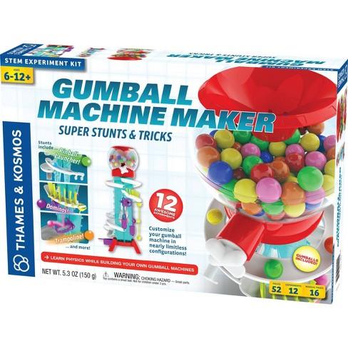 Thames & Kosmos Gumball Machine Maker: Super Stunts & Tricks - image 1 of 4