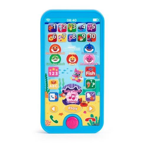 WowWee Baby Shark Smart Phone - image 1 of 4