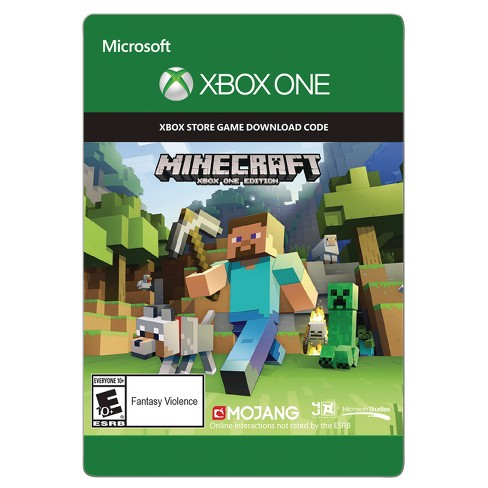 Minecraft - Xbox One (Digital)