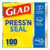 Glad Press'n Seal Plastic Food Wrap - 100 sq ft - image 2 of 4
