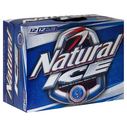 Natural Ice® Beer - 12pk / 12oz Cans - image 1 of 1