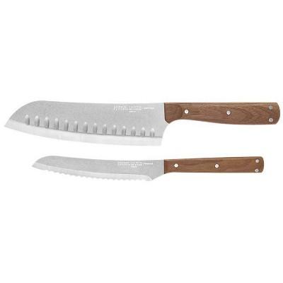 Chicago Cutlery 2pc Veg/Santoku Set
