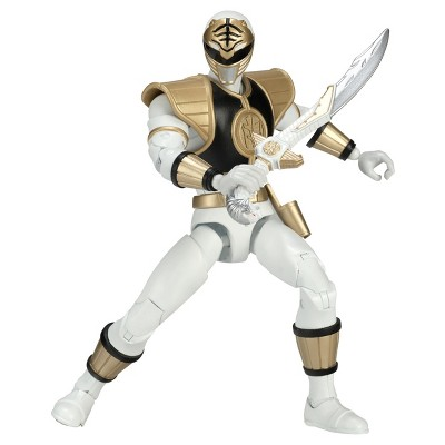 Power Rangers Legacy - Mighty Morphin White Ranger