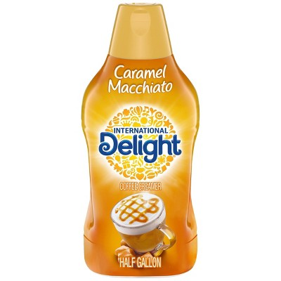 International Delight Caramel Macchiato Coffee Creamer - 64 fl oz