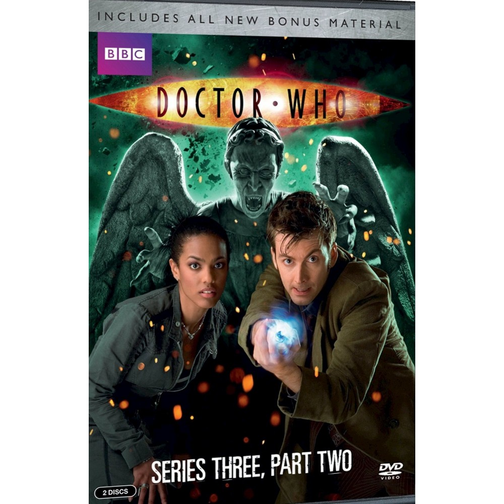 Doctor Who: Series Three, Part Two [2 Discs]