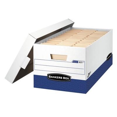 Bankers Box® Presto Storage Box