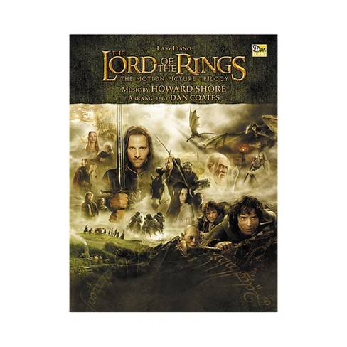 Alfred The Lord of the Rings for Easy Piano - image 1 of 1
