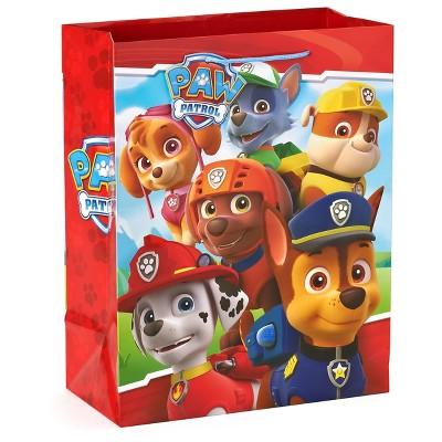 PAW Patrol Medium Birthday Gift Bag