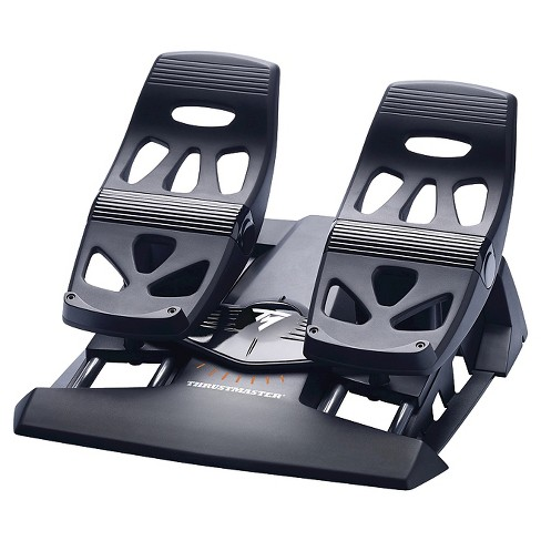 Thrustmaster TFRP Flight Rudder Pedals for PlayStation 4 & PC - image 1 of 1