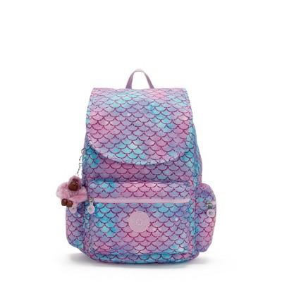 Kipling Ezra Printed Backpack