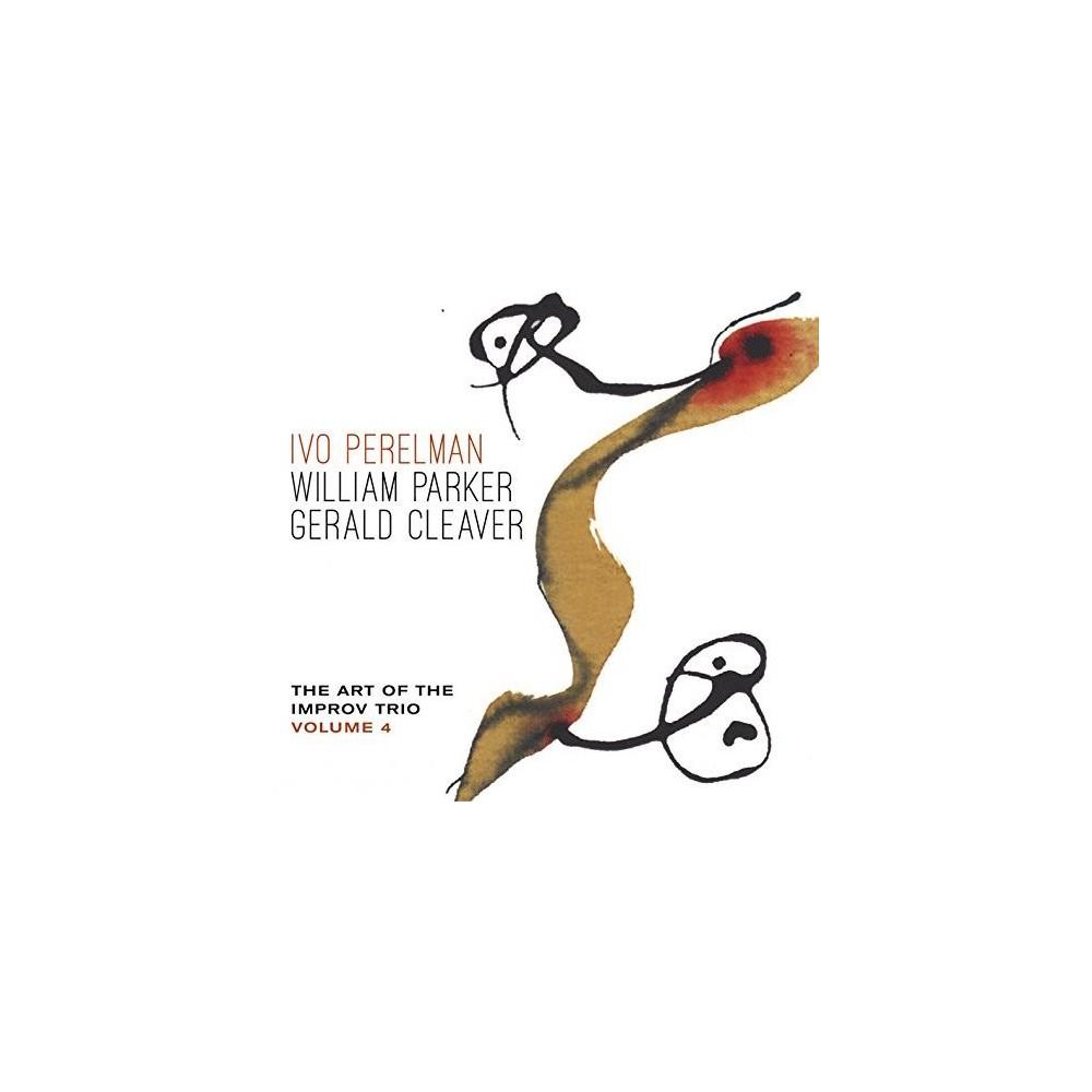 Ivo Perelman - Art Of The Improv Trio:Vol 4 (CD)