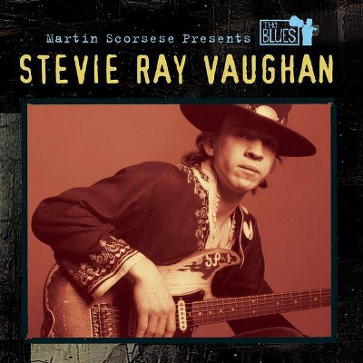 Stevie Ray Vaughan - Martin Scorsese Presents The Blues (CD)