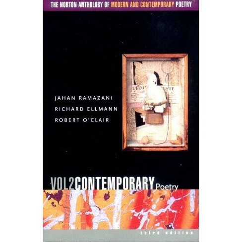 The Norton Anthology of Modern and Contemporary Poetry - 3 Edition (Paperback) - image 1 of 1