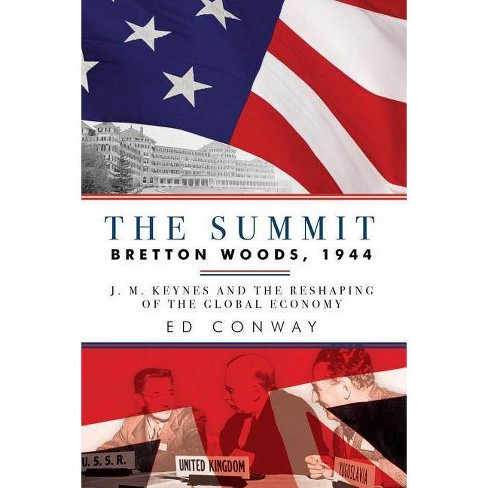 The Summit - by  Ed Conway (Hardcover) - image 1 of 1