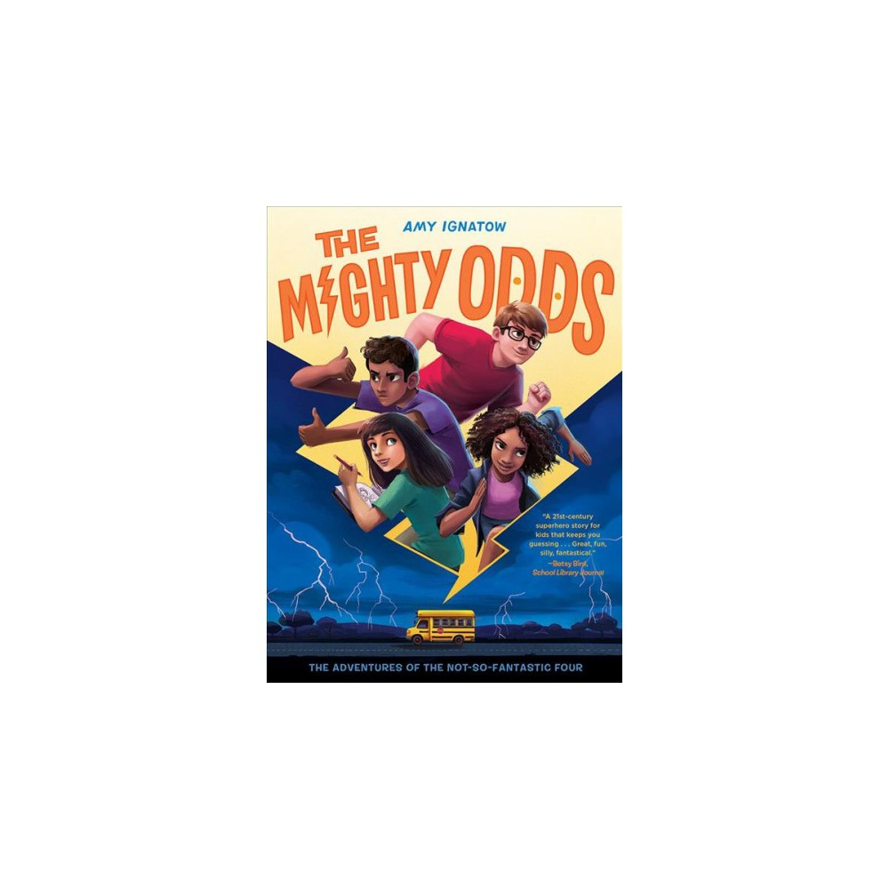 Mighty Odds (Reprint) (Paperback) (Amy Ignatow)