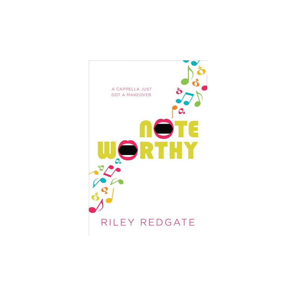 Noteworthy - Reprint by Riley Redgate (Paperback)