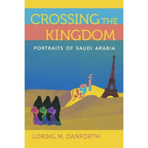 Crossing the Kingdom - by  Loring M Danforth (Paperback) - image 1 of 1