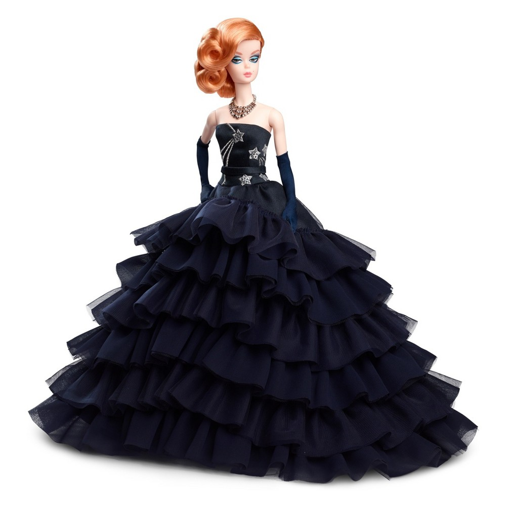 Barbie Collector Bfmc Midnight Glamour Doll