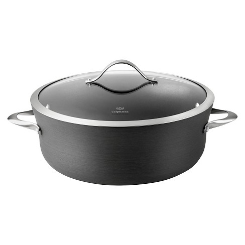 Calphalon Contemporary 8.5 Quart Non-stick Dishwasher Safe Dutch Oven with Cover - image 1 of 4