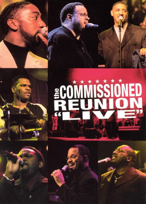 Commissioned reunion - live (DVD) - image 1 of 1