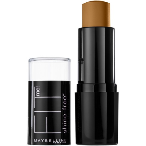 Maybelline FIT ME Shine-Free + Balance Foundation Dark Shades - image 1 of 3