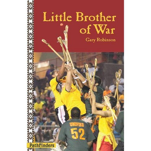 Little Brother of War - (Pathfinders) by  Gary Robinson (Paperback) - image 1 of 1