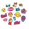 CraZArt 3D CraZGels Sticker Art Set - image 3 of 3