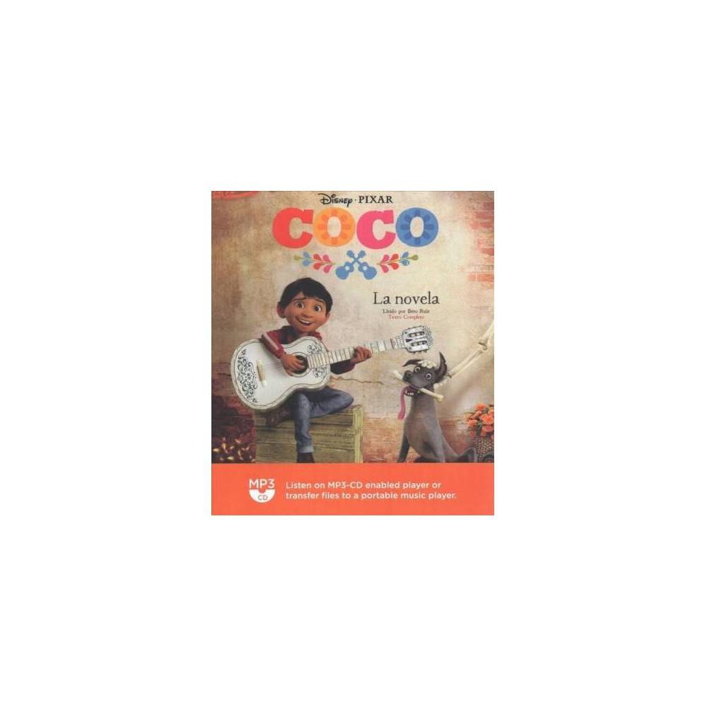 Coco - MP3 Una (MP3-CD), Books