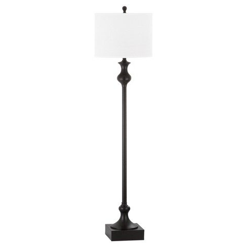 Brewster Floor Lamp - Safavieh (Lamp Includes Energy Efficient Light Bulb) - image 1 of 3