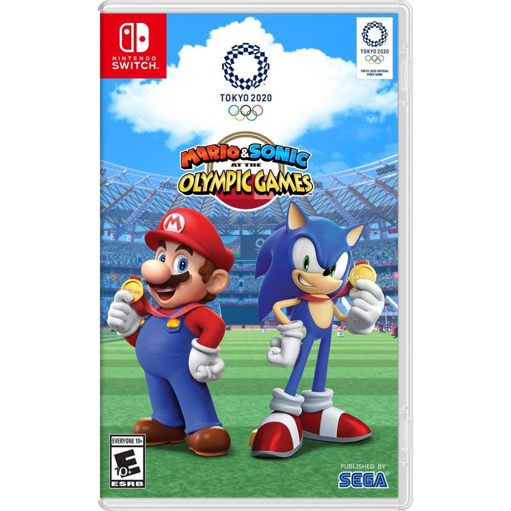 Mario & Sonic at the Olympic Games: Tokyo 2020 - Nintendo Switch was $59.99 now $39.99 (33.0% off)