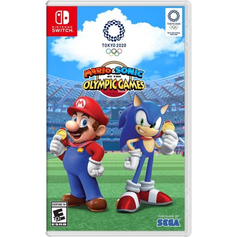 Mario & Sonic At The Olympic Games: Tokyo 2020 - Nintendo Switch : Target