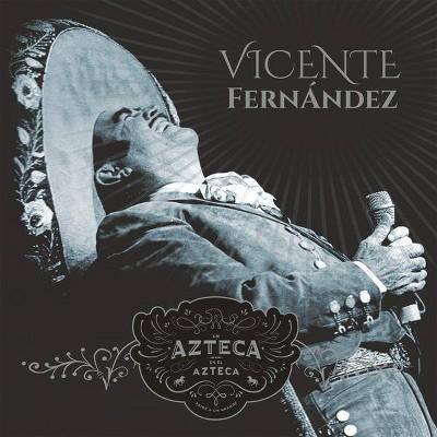 Fernandez, Vicente (Latin) - Un Azteca En El Azteca, Vol. 2 (CD)