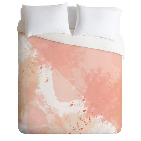 Khristian A Howell Southern Spring Abstract Duvet Set - Deny Designs - image 1 of 2