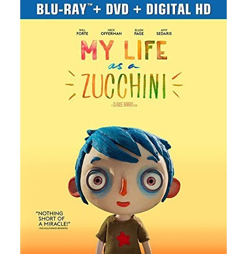 My Life As A Zucchini (Blu-ray) - image 1 of 1