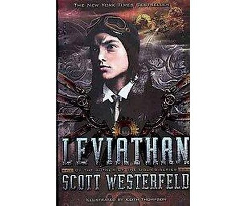 Leviathan (Reprint) (Paperback) by Scott Westerfeld - image 1 of 1